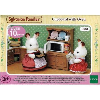 Sylvanian Families 3561 - Cupboard with Oven