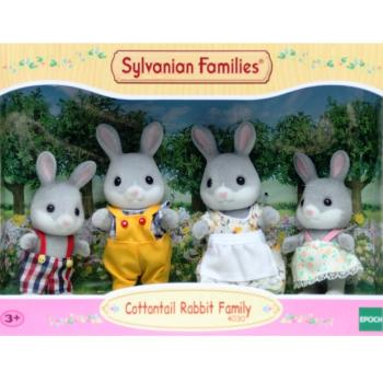 Sylvanian Families 4030 - Cottontail Rabbit Family