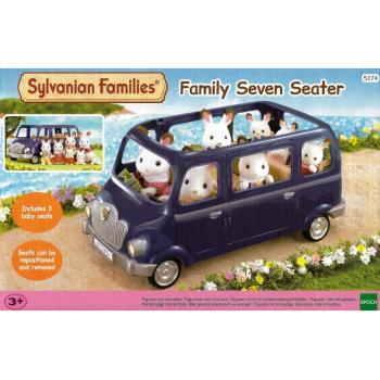 Sylvanian Families 5274 - Family Seven Seater