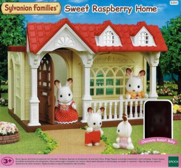 Sylvanian Families 5393 - Sweet Raspberry Home