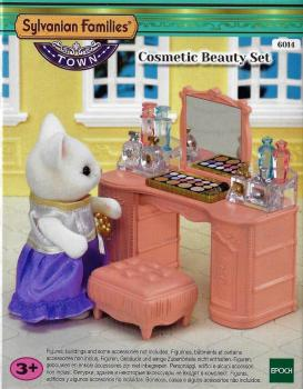 Sylvanian Families 6014 - Cosmetic Beauty Set