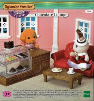 Sylvanian Families 6016 - Chocolate Lounge