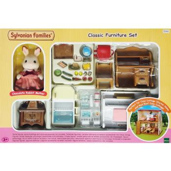 Sylvanian Families 5392 - Classic Furniture Set