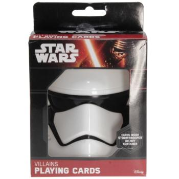 Star Wars - Villains Playing Cards