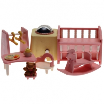 Sylvanian Families 2957 - Nightlight Nursery Set