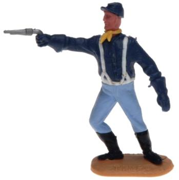 Timpo Toys - Union Army standing with pistol