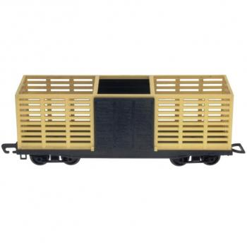 Timpo Toys - Railway Train Cattle Car
