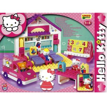 Unico Plus 8668 - Hello Kitty Schule