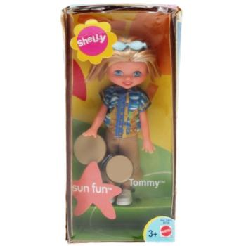 BARBIE - Shelly Sun Fun Bongo Tommy doll