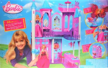 BARBIE - Y6383 - Mariposa Crystal Palace