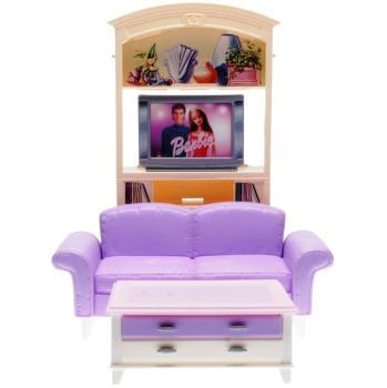 barbie - wohnzimmermöbel - decotoys, Wohnzimmer