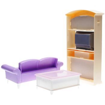 BARBIE - Wohnzimmermöbel - DECOTOYS
