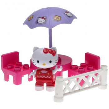 BIG Play BLOXX - Hello Kitty im Garten