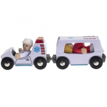 BRIO 33541 - Light & Sound Krankenwagen