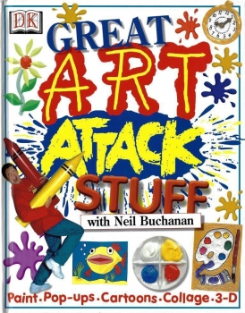 ART ATTACK - Great Art Attack Stuff