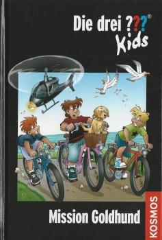 Die drei ??? Kids 65 - Mission Goldhund