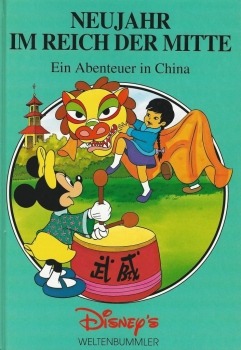Walt Disney - Weltenbummler - China