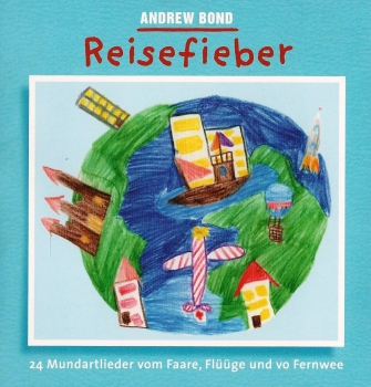 CD - Andrew Bond - Reisefieber