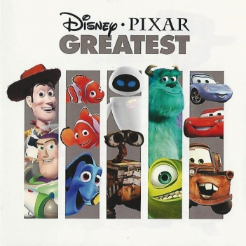 CD - Disney - Pixar Greatest