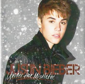 CD - Justin Bieber - Under the Mistletoe