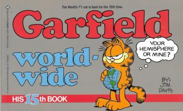 Garfield 15 - Garfield world wide