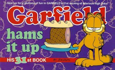 Garfield 31 - Garfield hams it up