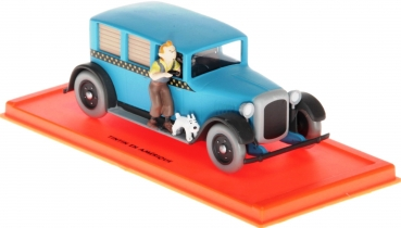Tintin Collection by Atlas - TINTIN EN AMERIQUE