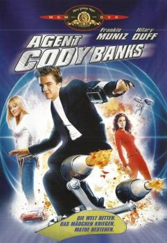 DVD - Agent Cody Banks