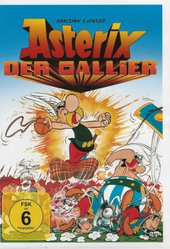 DVD - Asterix der Gallier