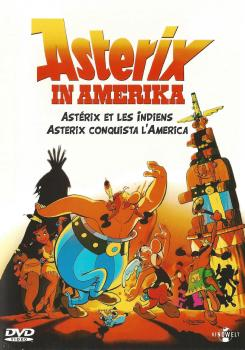 DVD - Asterix in Amerika