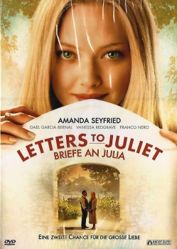 DVD - Briefe an Julia - Letters to Juliet