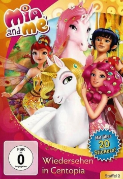 DVD - Mia and Me 2/1- Wiedersehen in Centopia