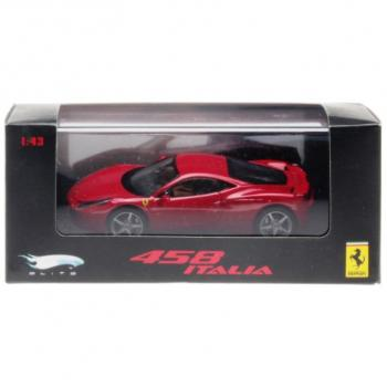 Mattel Hot Wheels - Ferrari - 458 Italia 8C 2009 1:43