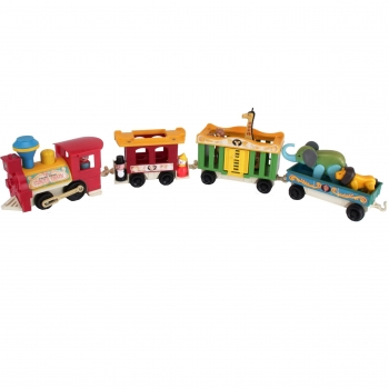 Fisher-Price - 1978 - Circus Train 991