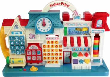 Fisher-Price - 1994 - Talking Smart Street 7660 ***RARITÄT***