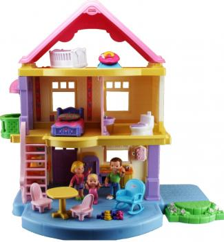 Fisher-Price - 2007 - My First Doll House L9502