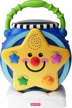 Fisher-Price K4067 - 3-in-1 Musikstern