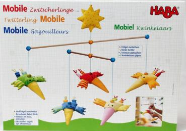 HABA 1103 - Mobile Zwitscherlinge