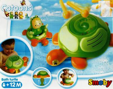 SMOBY Cotoons Bath Turtle 4546-18