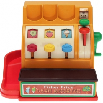 Fisher-Price - 1974 - Cash Register 926