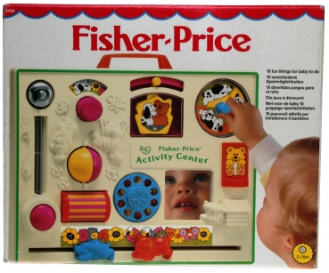 Fisher-Price - 1985 - Activity Center 1134