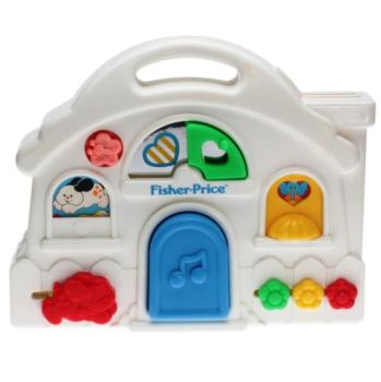 Fisher-Price - 1993 - Activity House 1460