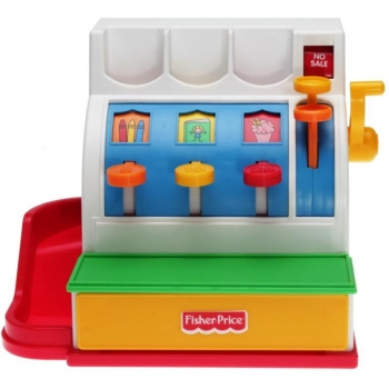 Fisher-Price - 1994 - Cash Register 2044