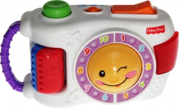 Fisher-Price - R7145 Laugh & Learn Learning Camera