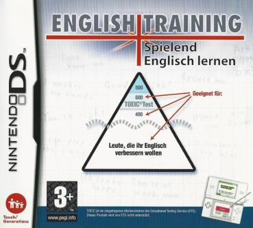 Nintendo DS - English Training - Spielend Englisch