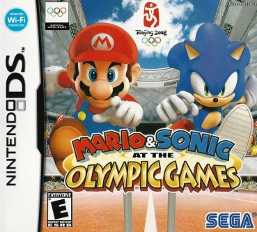 Nintendo DS - Mario & Sonic at the Olympic Games