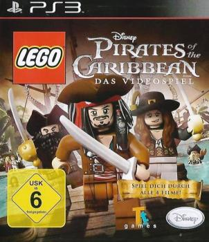 PS3 - Lego - Pirates of the Caribbean