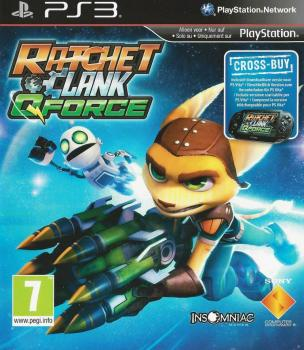 PS3 - Ratchet & Clank - QForce