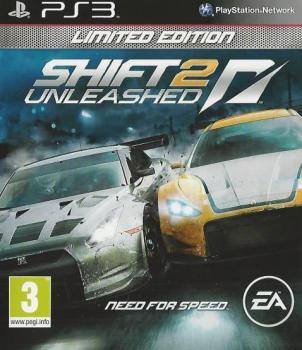PS3 - Shift 2 unleashed