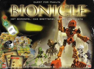 LEGO Bionicle Quest for Makuta by LEGO